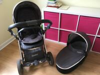 Babystyle Oyster 2 Pram & Carrycot