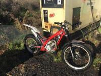Gasgas txt pro 300cc 2011 trials bike gas gas
