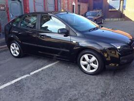 58 Focus 1.6 Titanium,Recent Cambelt Change Leather, 1 Yr Mot ,Service History ,Choice of 2 ,