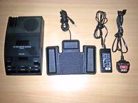 Philips 725 Executive Mini Cassette Transcriber Transcription System LFH725