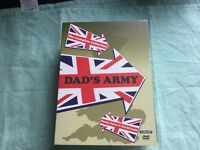 Dad's Army The Complete Collection boxed set DVD's