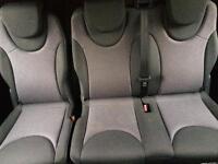 Crew cab seats Peugeot expert. Vauxhall vivaro ford transit custom. toyota pro ace