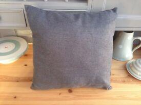Cushion grey herringbone effect - 13 available