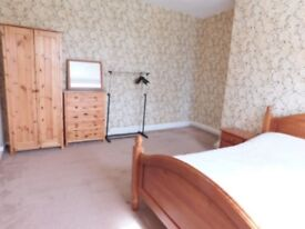 Large Double Room (ensuite) - Friendly Houseshare