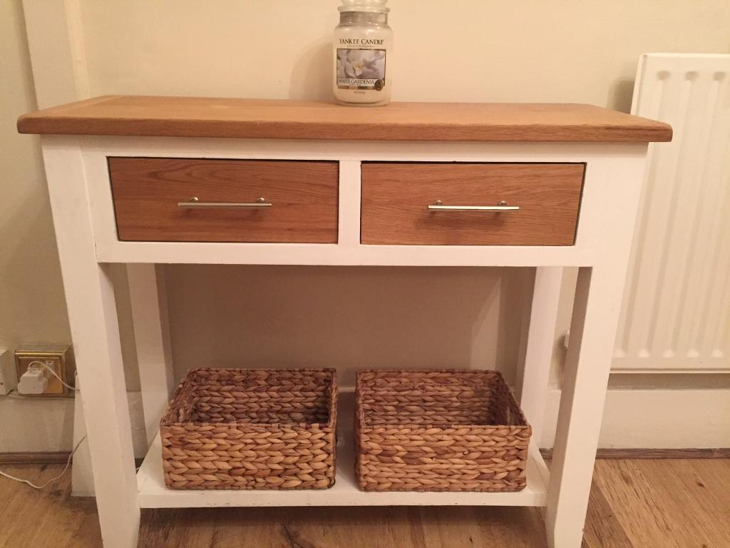 Console hallway table