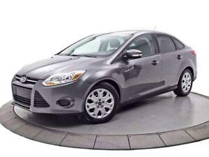 2014 Ford Focus SE MANUEL BLUETOOTH RÉGULATEUR DE VITESSE