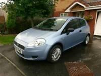 Fiat punto for sale. 2007