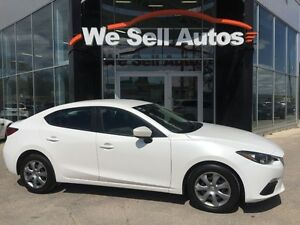 2015 Mazda MAZDA3 GX *A/C *BTOOTH *KEYLESS ENTRY *PWR LIFT GATE