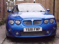 MG ZT 2.5L V6 Full MOT £900 OVNO