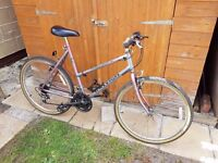 Ladies Raleigh Bicycle in good condition