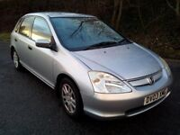 2003 HONDA CIVIC SE DIESEL CTDI 1.7 5 DOOR {{ RELIABLE }}