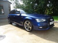 Audi A4 2.0 TDI Black Edition Avant