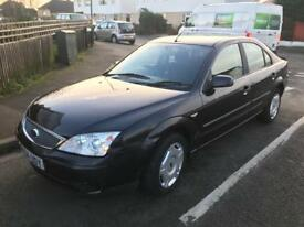 Mondeo LX 60000 miles Only