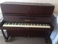 Priestly Piano,little tired but fully tuned...£50 Ono.