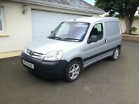 2007 Citroen Berlingo 1.6 HDi 600TD Enterprise 5 dr ++++ no vat ++++