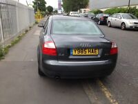 Audi A4 Automatic low mileage full service history