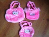 Hello Kitty bag set