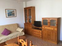 Flat in Spain - 2 bedroom flat with private roof terrace in traditional Spanish fishing village