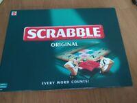 Scrabble Original (cross word game)