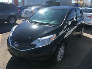 2014 Nissan Versa Note 1.6 S AUTO Bluetooth Cruise A/C Keyless