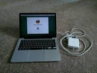 2015 Macbook Pro 13 inch 2.7ghz 128gb Storage