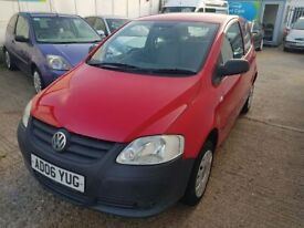 2006 Volkswagen FOX 1.2 with