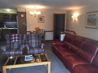 rental at Loch Rannoch Highland Club, Perthshire, two bed, loch views