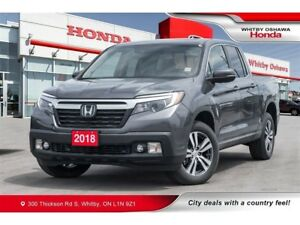 2018 Honda Ridgeline EX-L AWD | Automatic | Sunroof, Heated Fron