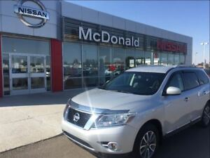 2014 Nissan Pathfinder SL Leather Memory Driver Seat
