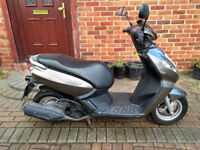 2014 Peugeot Kisbee 100 scooter, new 1 year MOT, automatic, good condition, ride away, not 125 ,,,