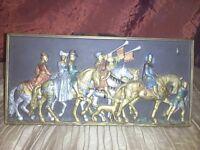 Plaque of a Medieval Fanfayre