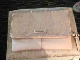River island clutch bag