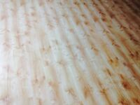Laminate flooring available
