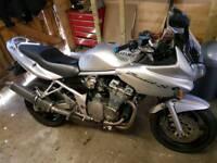 Suzuki bandit 600s 2003