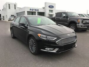 2017 Ford Fusion SE - AWD, NAV, REMOTE START