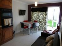 Double room with en-suite, very nice house in Bretton