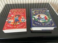 Pages & Co books