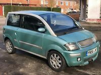 Microcar MC1 Dynamic HSE CVT 505cc Petrol 2 door saloon 56 Plate 01/02/2007 Green