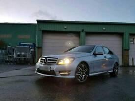 Mercedes Benz 7-G sport plus tronic