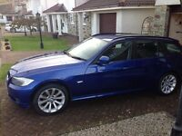 BMW 318i estate