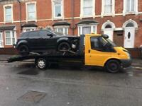 CHEAP 24/7!! CAR RECOVERY AND TRANSPORT AND BREAKDOWN SERVICE COLLECTION AND DELIVERY TOWING