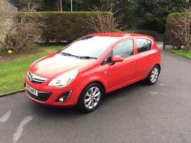 2012 Vauxhall Corsa 1.3 diesel cdti