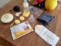 MEDELA SWING ELECTRIC BREAST PUMP Perfect Condition!