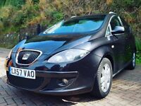 SEAT ALTEA XL TDI (CAMBELT DONE, NEW DISC and BRAKE PADS, NEW MOT UNTIL JULY 2018, 2 Owners,2 KEYS
