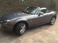 Mazda MX5 - 2006 - 1.8, only 69,000 miles and MOT March 2017