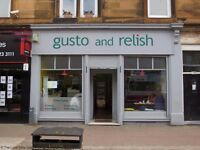 Gusto & Relish Cafe - require a full time chef / cook.
