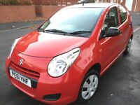 2012 SUZUKI ALTO *ONE OWNER* *FULL MOT* *FULL SERVICE HISTORY* *REDUCED BY £500! *AIR CON* MINT!