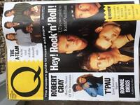 Q music magazines