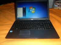 ACER 5744 INTEL CORE i3 GREAT LAPTOP.