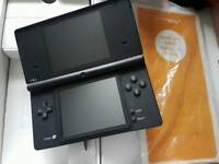Nintendo dsi black boxed